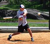 Velat at bat for UF 2009