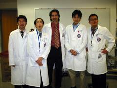 Rhoton Lab 2006 - 2007