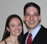 Photo: Dr. & Mrs. John Reavey-Cantwell ('08)