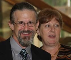 Photo: Dr. and Mrs. Steven Reid